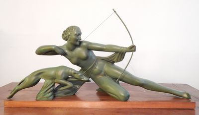 sculpture art deco