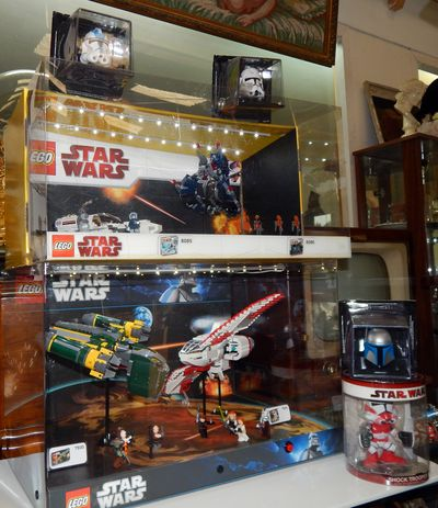star wars commection lego picardie antiquites